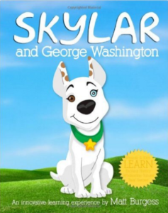 skylar-and-george-washington-book
