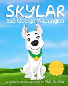 skylar-and-george-washington-book